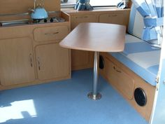 VW Bus Camper Interior | Interiors - SJS VW Camper Interiors Garage unit 9a Balmoral Business ...