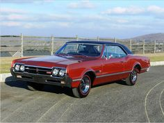 66 Olds 442
