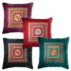 Velvet Gypsy Cushion