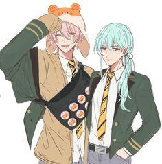 Mika Kagehira, Cute Anime Guys, Anime Boys, People Art, A Funny, Cute Pictures, I Am Awesome, Novels, Cartoon
