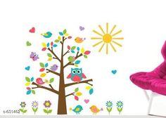Decorative Stickers  Classy PVC Wall Sticker Material: PVC  Size (W X H ): 76 cm X 94 cm Description: It Has 1 Piece Of PVC Wallsticker Sizes Available: Free Size   Catalog Rating: ★3.8 (624)  Catalog Name: Decorative PVC Wall Stickers Vol 7 CatalogID_70966 C127-SC1267 Code: 981-631462-