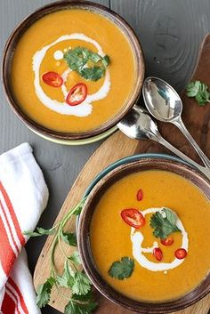 Thai Pumpkin Soup   23 Easy Dinners You Can Make With Five Ingredients