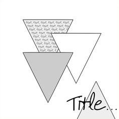 Thursday Sketch: Big Triangles