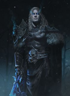 Warcraft Movie, World Of Warcraft, Arthas Menethil, Movie Co, Lich King, Death Knight, Dungeons And Dragons Homebrew, Knight Art, Henry Cavill