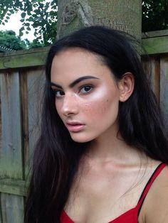 Sharnee G | Make Up by Ania Milczarczyk