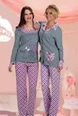 Kış geliyor, bu harika Made in Love pijamalarından hala edinmediniz mi?