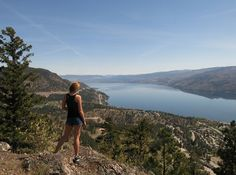 Take a Hike and Explore Kelowna Go Hiking, Mountain Hiking, Cool Places To Visit, Places To Go, Visit Vancouver, Things To Do At Home, Canadian Travel, Travel And Leisure, British Columbia
