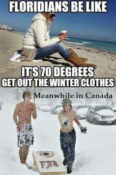 Oh Canada lol