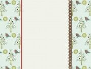 Winter Blog Background | Winter Wonderland Wallpaper | The Cutest Blog On The Block