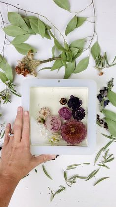 Don't let your wedding flowers wilt and die! Preserve your bridal bouquet to cherish for Diy Resin Art, Diy Resin Crafts, Decoration Evenementielle, Diy Wedding Flowers, Diy Wedding Bouquet, How To Preserve Flowers, Preserving Flowers, Wedding Keepsakes, Diy Wedding Gifts