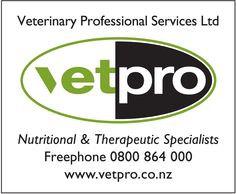Vetpro - Nutritional & Therapeutic Specialists