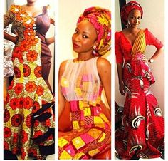 Latest Edition Of Ankara & Kente Styles: Hot, Slinky, Sassy & Stunning | Wedding Digest Naija