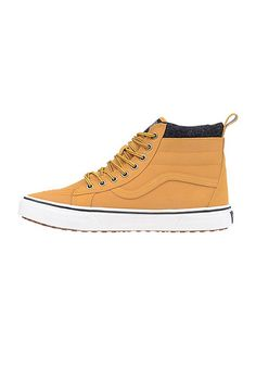 sports shoes 084b9 7af09 VANS Sk8-Hi MTE - Sneaker - Beige - Planet Sports Sneaker Beige, Sk8