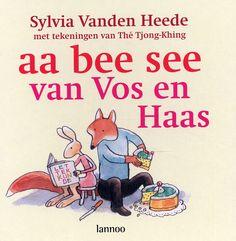 Sylvia Vanden Heede - Aa bee see van Vos en Haas