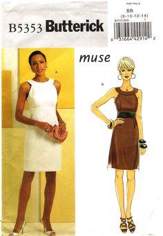 Butterick 5353 Misses' Dress