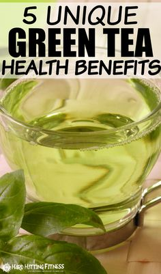 I finally found a green tea I like that allows me to reap these 5 great green tea health benefits. Some of these actually surprised me!