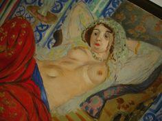 'Odalisque' by Matisse