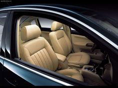 2001 Volkswagen Passat W8 seats