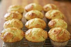 Muffins au citron facile au thermomix
