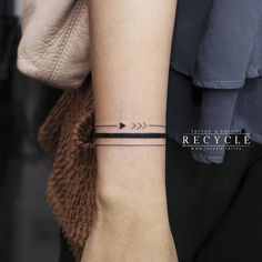 Arm Band Tattoo For Women, Ankle Band Tattoo, Forearm Band Tattoos, Anklet Tattoos For Women, Arm Tattoos For Women Forearm, Tiny Tattoos For Girls, Small Tattoos, Tattoos For Guys, Couple Tattoos