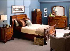 Kathy Ireland Home Georgetown 4 Pc Queen Bedroom Set Bedroom Sets Raymour And Flanigan