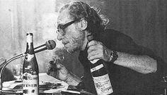 l'autre hidalgo: je bois stratégiquement - Arno Schmidt