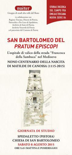 """MedioEvo Weblog: """"San Bartolomeo del Pratum Episcopi"""", giornata di studio a Spedaletto (PT)"""