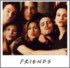 friends cast <3