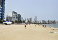 Gwangalli Beach, Busan, South Korea