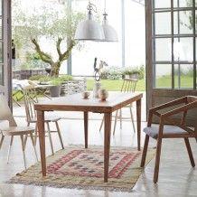 #table #palissandre #olga #tikamoon