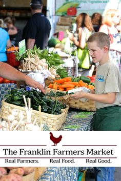 Franklin Tennessee Farmers Market