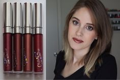 COLOURPOP ULTRA METALLIC LIP COLLECTION SWATCHES, FIRST THOUGHTS AND REVIEW