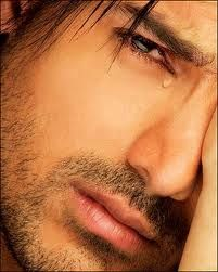 John Abraham I'll be glad to wipe that tear for him ☺