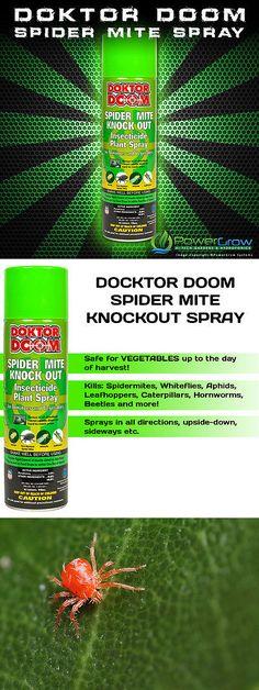 Doktor Doom Spider Mite Knockout - 16 Oz for sale online