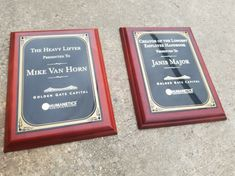 We have the most competitive prices for Black Marble Award Plaques online.