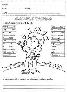 Educar X: Atividades de português 4° ano para imprimir