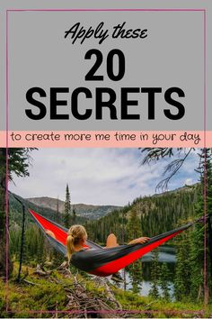 Curious about hammock camping or maybe you're wodering how it can possibly be comfortable. Here's what you need to know to give it a shot. Make Money From Home, How To Make Money, How To Start A Blog, How To Find Out, Camping For Beginners, Hours In A Day, Rest Days, Budgeting Money, Weight Gain
