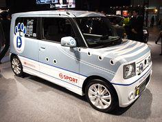 Daihatsu Move Sport