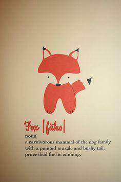 ~ Fox ~ cute phone case for all lovers of retro woodland animals www.casemad.com #fox #retro #phonecase