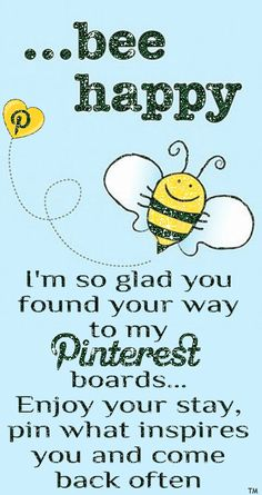 I'm so glad you found your way to my Pinterest boards... I have no pin limits so enjoy <3 Christy <3