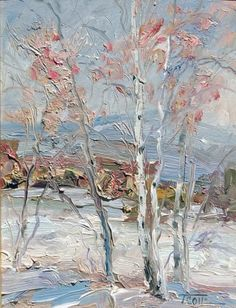 """""""A Winter Walk"""" by troy collins"""