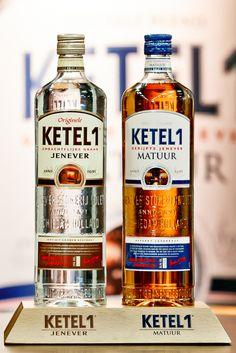 #KETEL1 #KETEL1MATUUR #Jenever #Bottles #Jenever #Drinks