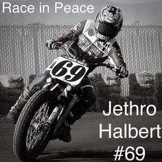 Jethro Halbert Memorial Fund - AMA Pro Flat-Track Rookies Class of ...