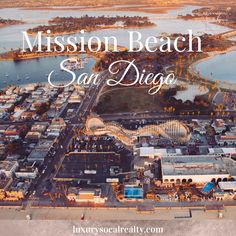 Follow My Mission Beach San Go Board To Discover Things Do In California