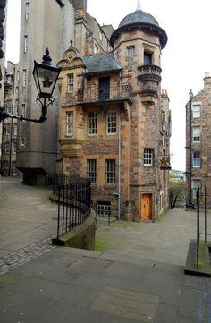 The Writer's Museam, Edinburgh, Scotland, UK