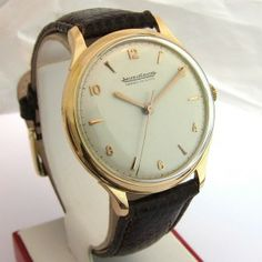 1000 images about montre homme de marque on pinterest girard perregaux cartier and for Jaeger lecoultre occasion