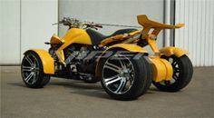 Viper Luxury Quad Bike 250 - ultimate in road legal quad bike. This luxury road legal quad is seriously kitted & with 14 inch wheels will stand out from any other. Custom Trikes, Custom Motorcycles, Custom Cars, Street Legal Atv, Street Bikes, Trike Bicycle, Scooter Bike, Quads For Sale, Chopper Bike
