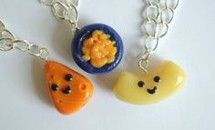 Kawaii Best Friend Macaroni and Cheese 3 Way by PumpkinPyeBoutique, $43.00
