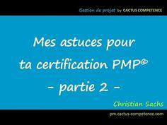 Mes astuces pour ta certification PMP - partie 2