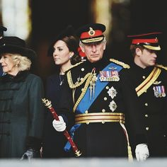 Friday, 13 March 2015 The Royals Attend Service of Commemoration at St Paul's Cathedral The Duke and Duchess of Cambridge joined members of…